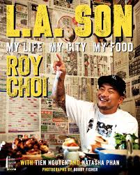 The cover of Roy Choi's L.A. Son.