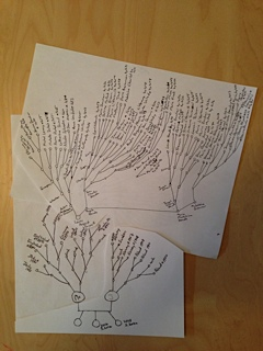 Updated Arrival Tree (still hastily sketched.) March 2013.